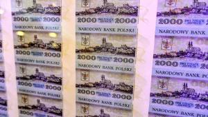 Banknoty objęte do 2015r. klauzulą tajności,  PAP/Marcin Obara