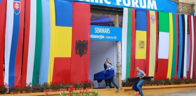 XXVI Forum Ekonomiczne w Krynicy.