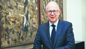 Adwokat Jacek Trela, wiceprezes Naczelnej Rady Adwokackiej