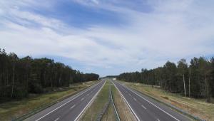 Do połowy 2018 r. GDDKiA zamierza otworzyć odcinek z Nowej Soli (na południe od Zielonej Góry) do Legnicy, czyli do węzła z autostradą A4.