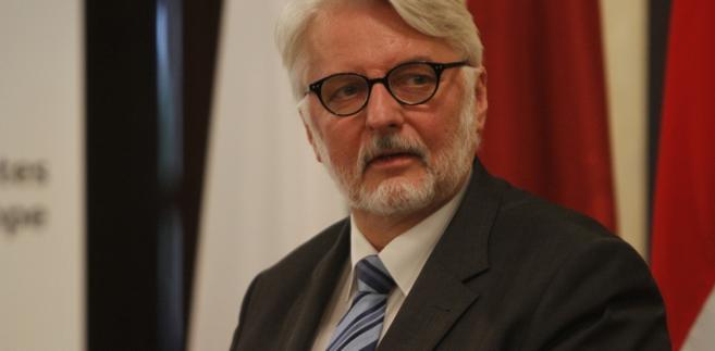 Waszczykowski: Azja i Pacyfik ważnym kierunkiem polskiej polityki zagranicznej