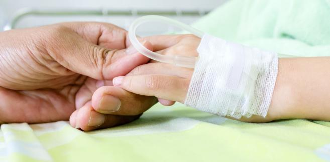 Osobną kwestią są warunki w szpitalach.