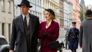 Johan Heldenbergh jako Jan Żabiński w amerykańskim dramacie Azyl