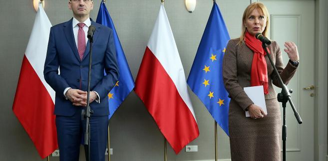 Morawiecki krytykuje prace UE nad dyrektywą o pracownikach delegowanych