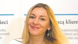 Sylwia Zarzycka, założycielka Fundacji Między Niebem a Ziemią