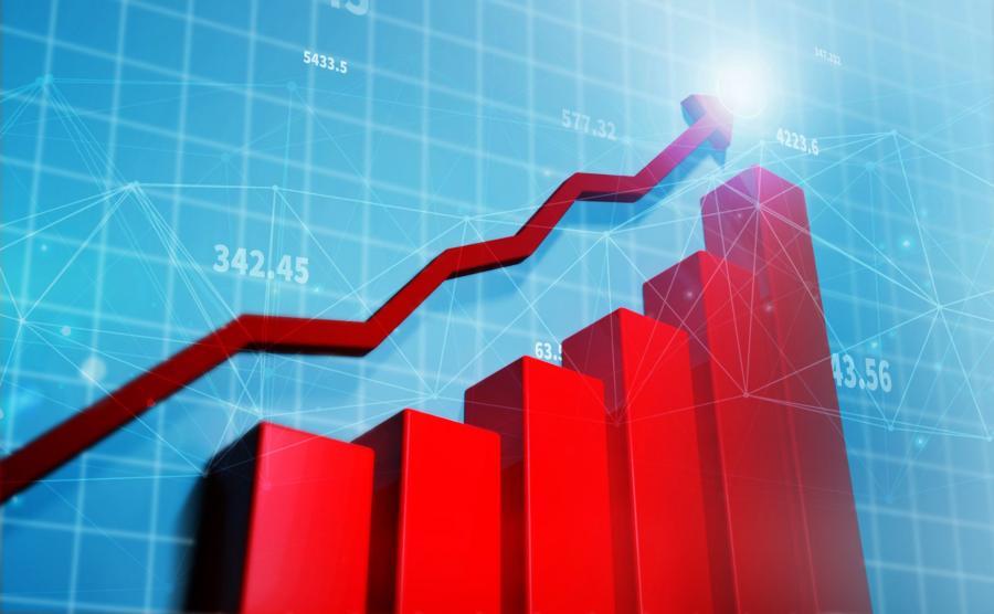 Wykres, wzrost
