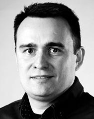 Adrian Witkowski radca prawny, compliance manager w PayU