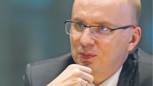 Radosław Domagalski-Łabędzki, prezes KGHM Polska Miedź