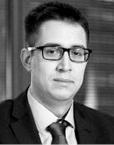 Dominik Kaczmarski zastępca dyrektora Departamentu Systemu Podatkowego w Ministerstwie Finansów