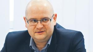 Marcin Węgrzyniak, dyrektor CSIOZ