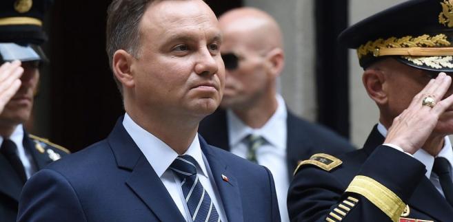 Prezydent Andrzeja Duda ma przedstawić projekty ustaw o SN i KRS