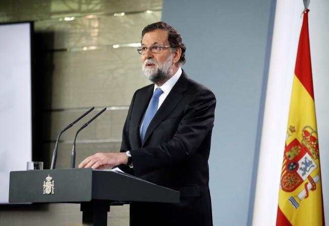 Premier Hiszpanii Mariano Rajoy