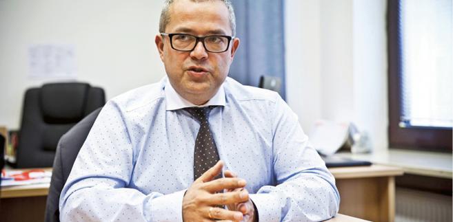 Wojciech Śliż, dyrektor w departamencie VAT w Ministerstwie Finansów