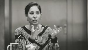 Anna Smolar, fot. Marta Kuśmierz