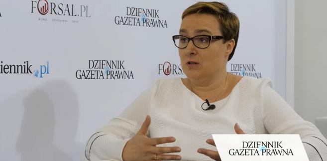 Dominika Bettman, prezes zarządu Siemens w Polsce
