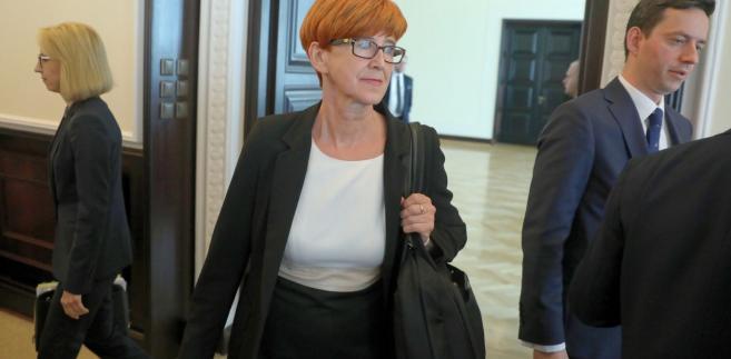 Gotowość pośredniczenia w rozmowach między protestującymi, a rządem wyraziła szefowa Polskiej Akcji Humanitarnej Janina Ochojska.