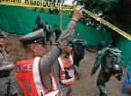 Tajlandia: Kolejna udana akcja ratunkowa. Z jaskini wyprowadzono czterech chłopców