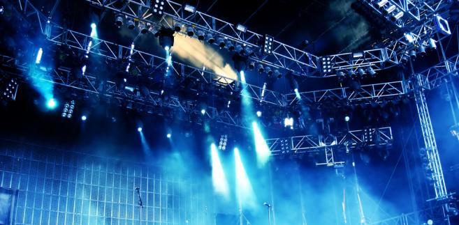 scena, koncert, muzyka, festiwal