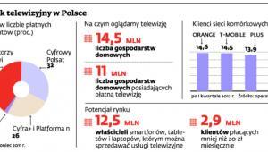 Rynek telewizyjny w Polsce
