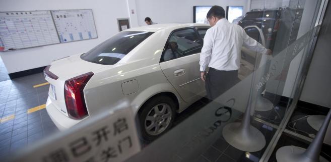 Niemieckie koncerny zwiększyły produkcję aut w Chinach o 20 proc., a Japończycy - o 10 proc.