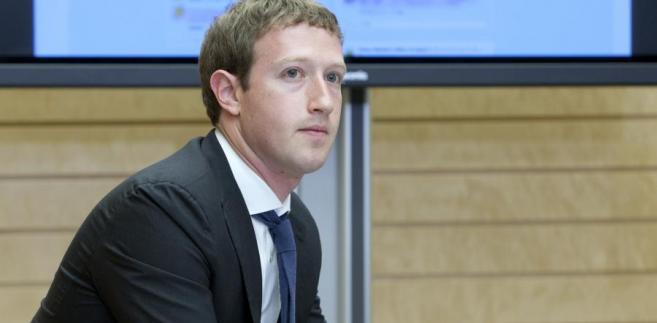 Mark Zuckerberg ma zeznawać przed PE w maju