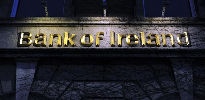 Bank of Ireland.