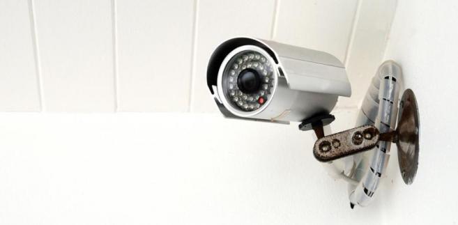 Kamera w hotelu