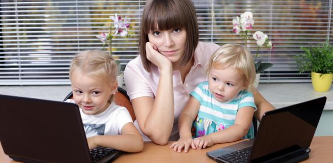 Ci rodzice, którzy udawali, że samotnie wychowują dzieci, nadal będą tak postępować, tyle tylko, że uzyskają tytuł wykonawczy, którego jednak nie będą egzekwować.
