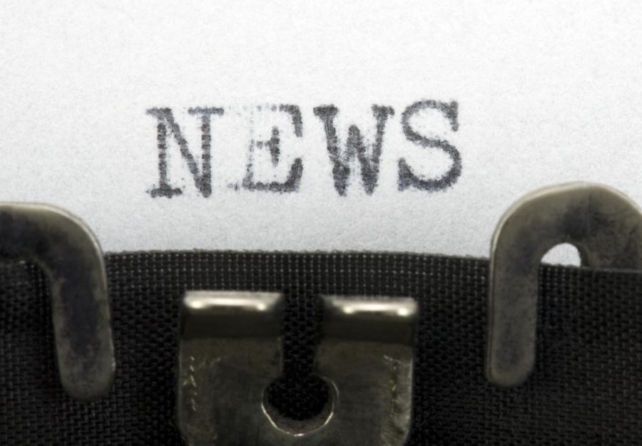 dziennikarz, news