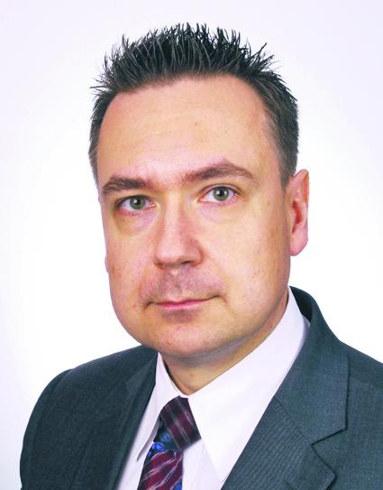 Adw. Sebastian Koczur, prowadzący własną kancelarię w Krakowie