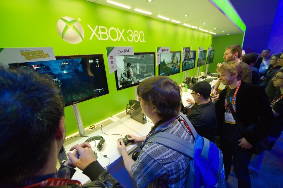 Xbox 360, konsola