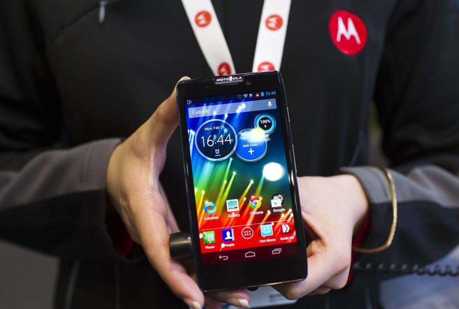Motorola Razor HD