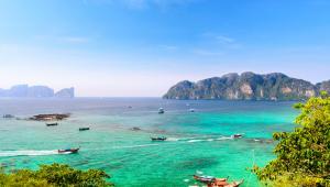 Wyspy Phi Phi w Tajlandii