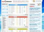 Lastminuter.pl – na tej stronie dostępne są najtańsze wyjazdy organizowane przez biura podróży oraz bilety na loty czarterowe. Użytkownik ma szansę porównać wszystkie wyjazdy z danego miasta, w zależności od terminu rozpoczęcia wyjazdu.
