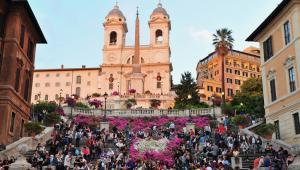 Zobacz, jak wyglądają najpiękniejsze place Rzymu