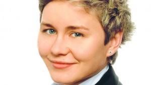 Marta Kuchno, adwokat z zespołu rozwiązywania sporów kancelarii White & Case
