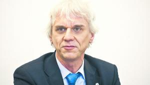 """Maciej Strączyński, sędzia Sądu Okręgowego w Szczecinie, prezes Stowarzyszenia Sędziów Polskich """"Iustitia"""""""