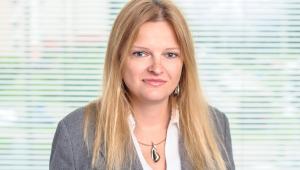 Jolanta Mazur, dyrektor Regionalnego Centrum Korporacyjnego w Getin Noble Banku w Katowicach
