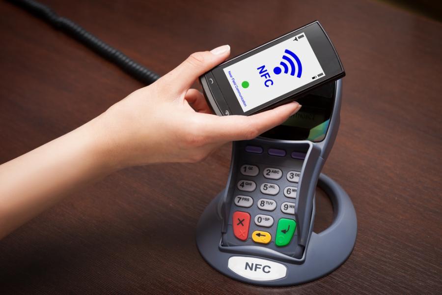NFC, płatności