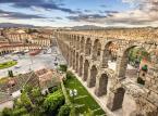 8. miejsce: Akwedukt w Segowii jest jednym z najważniejszych i najlepiej zachowanych reliktów rzymskiej obecności na półwyspie Iberyjskim. Jest też symbolem Segowii, uwiecznionym nawet na herbie miasta.