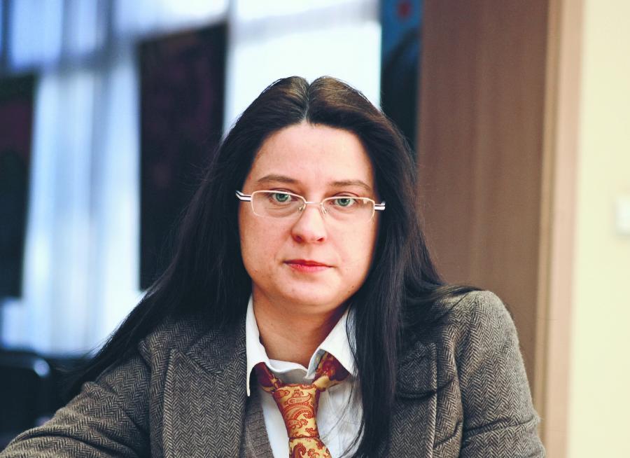 Monika Gładoch/ fot. Wojtek Górski