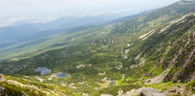 Karpacz, góry