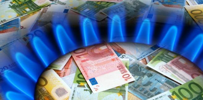 gaz-pieniądze