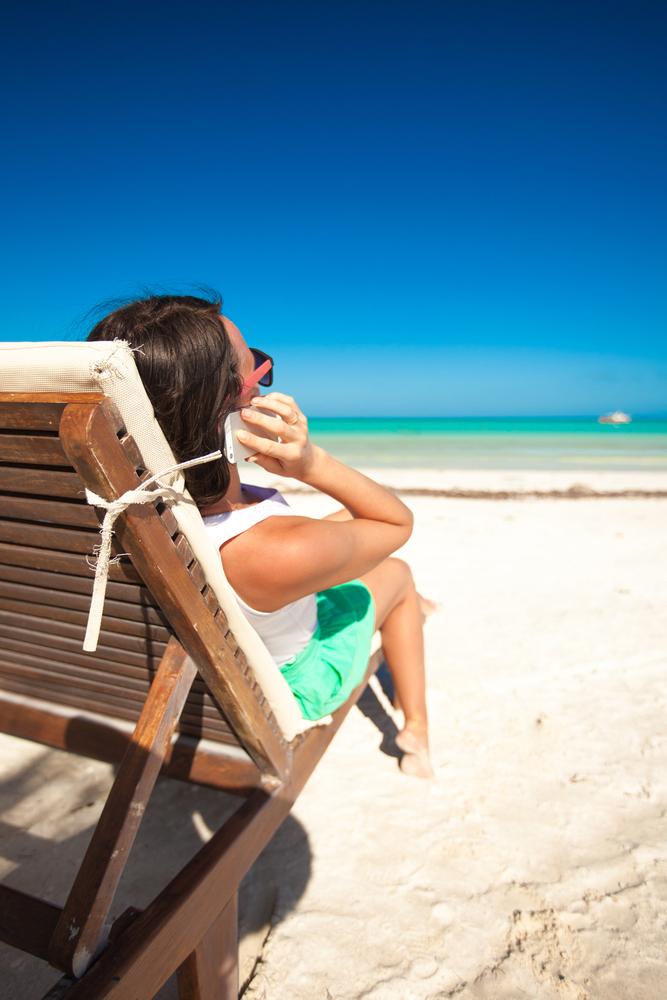 telefon, wakacje, roaming