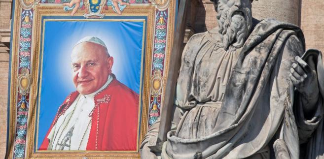 Watykan przed kanonizacją.