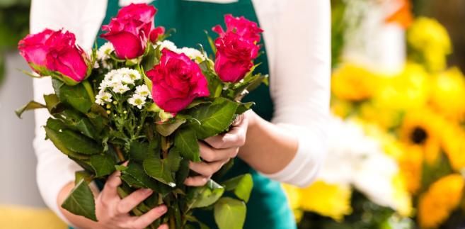 kwiaty, florystyka