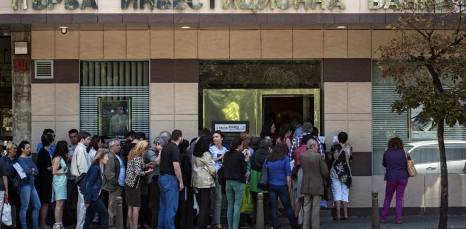 Prezydent Bułgarii zapewnia, że krajowi temu nie zagraża kryzys bankowy EPA/STRINGER