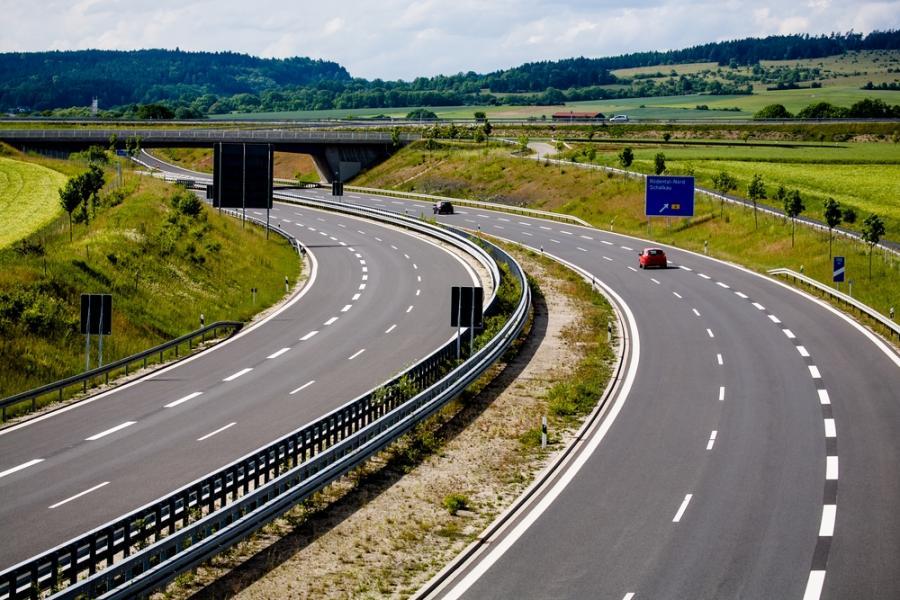 autostrada, Niemcy, droga
