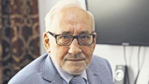 Andrzej Siemaszko, kryminolog, dyrektor Instytutu Wymiaru Sprawiedliwości / fot. Wojtek Górski