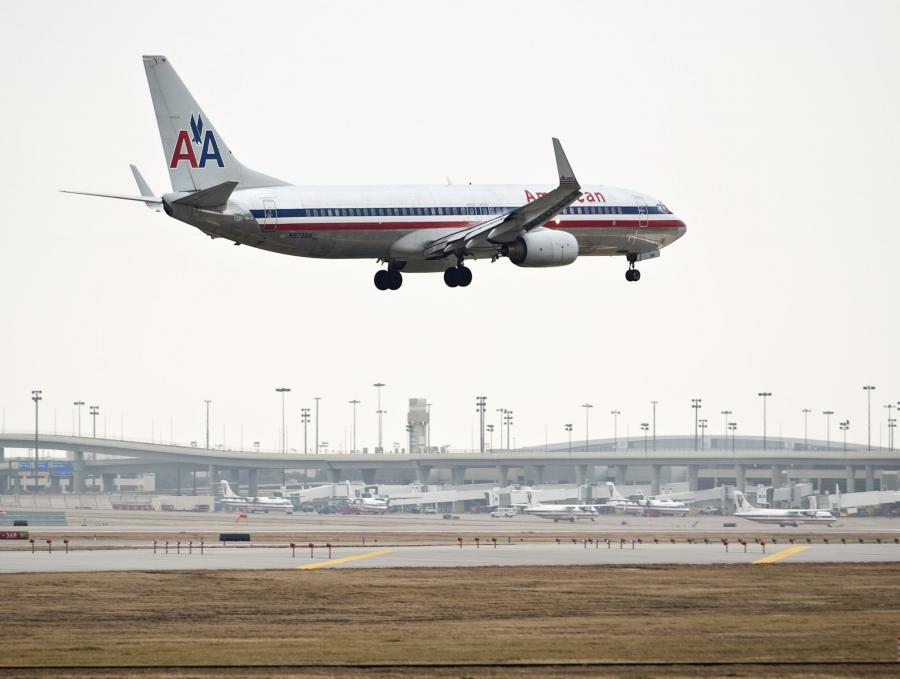 Samolot lini American Airlines